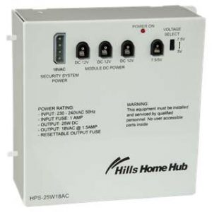 Hills Home Hub 25 Watt Power Module