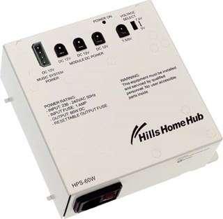 Hills Home Hub 60 Watt Music Power Module